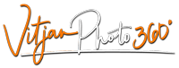 VITJAN PHOTO 360° Logo